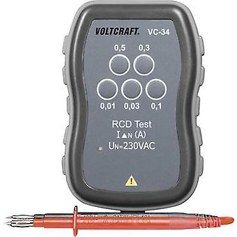 VOLTCRAFT VC-34 to Pole spenning Tester,