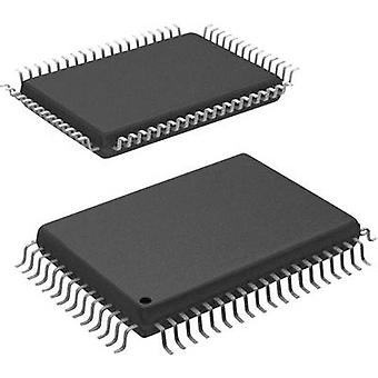 Embedded microcontroller DF36077GHV QFP 64 (14x14) Renesas 16-Bit 20 MHz I/O number 47