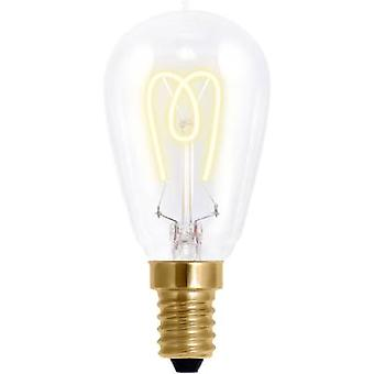 Segula LED E14 Droplet 2.7 W = 9 W Warm white (Ø x L) 45 mm x 108 mm EEC: A dimmable, Filament 1 pc(s)