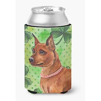 Miniature Pinscher St Patricks kan of fles Hugger