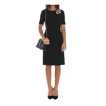Botondi ladies W150241 black acetate dress