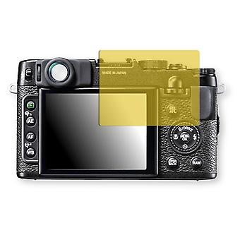 Fujifilm X 10 screen protector - Golebo view protective film protective film