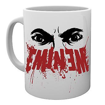 Eminem Eyes Mug