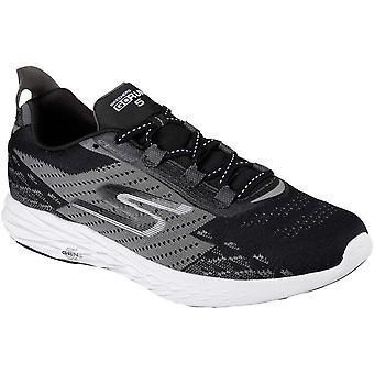 Skechers Mens Go Run 5 Breathable Mesh Cushioned Track Running Shoes