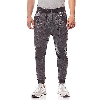 CARISMA sweatpants mens joggers black