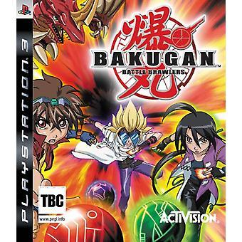 Bakugan Battle Brawlers (PS3)