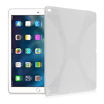 Protective cover silicone X-line series transparent case for iPad Pro 10.5 2017 bag