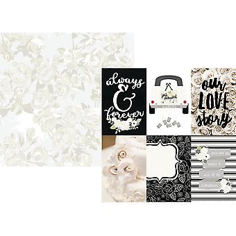 Always & Forever Double-Sided Cardstock 12