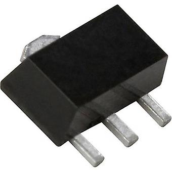 Nexperia Zener diode BZV49-C6V2,115 Enclosure type (semiconductors) SOT 89 Zener voltage 6.2 V Power (max) P(TOT) 1 W