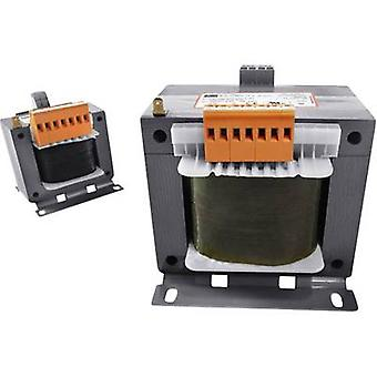 Block STU 63/24 Control transformer, Isolation transformer, Safety transformer 1 x 24 V AC 63 VA 2.62 A