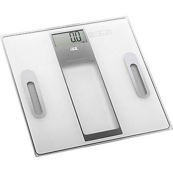 Smart bathroom scales ADE BA 1301 Tabea Weight range=180 kg Whit