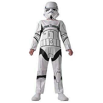 Stormtrooper costume of Star Wars for kids