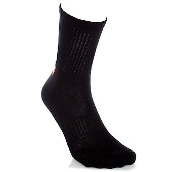 Globe Black Minibar Crew Pack of 5 Socks