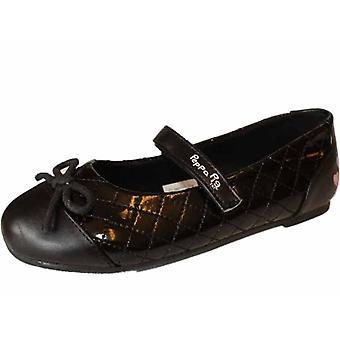 البنات الأطفال Peppa الخنزير عد مرة أخرى إلى مدرسة UK5 الأحذية