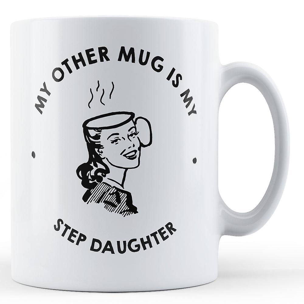 Autre Mug ÉtapeImprimé Ma Fille Mon Est TOPiZukX