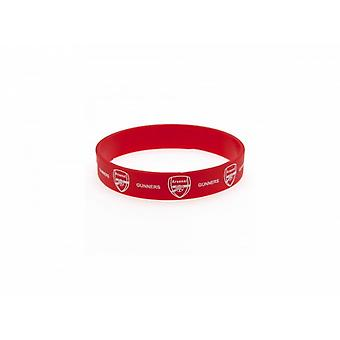 Arsenal FC officiële voetbal siliconen armband