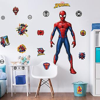 Spider-Man Spider-Man Large Character Sticker Wall Decor