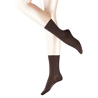 Falke Sensitive Granada Midcalf Socks - Dark Brown