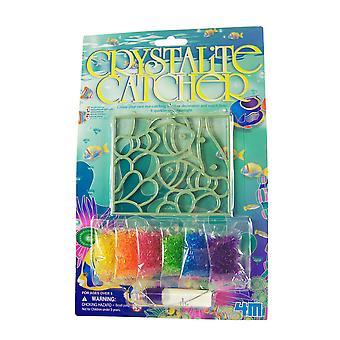 Make your own light catcher craft kit