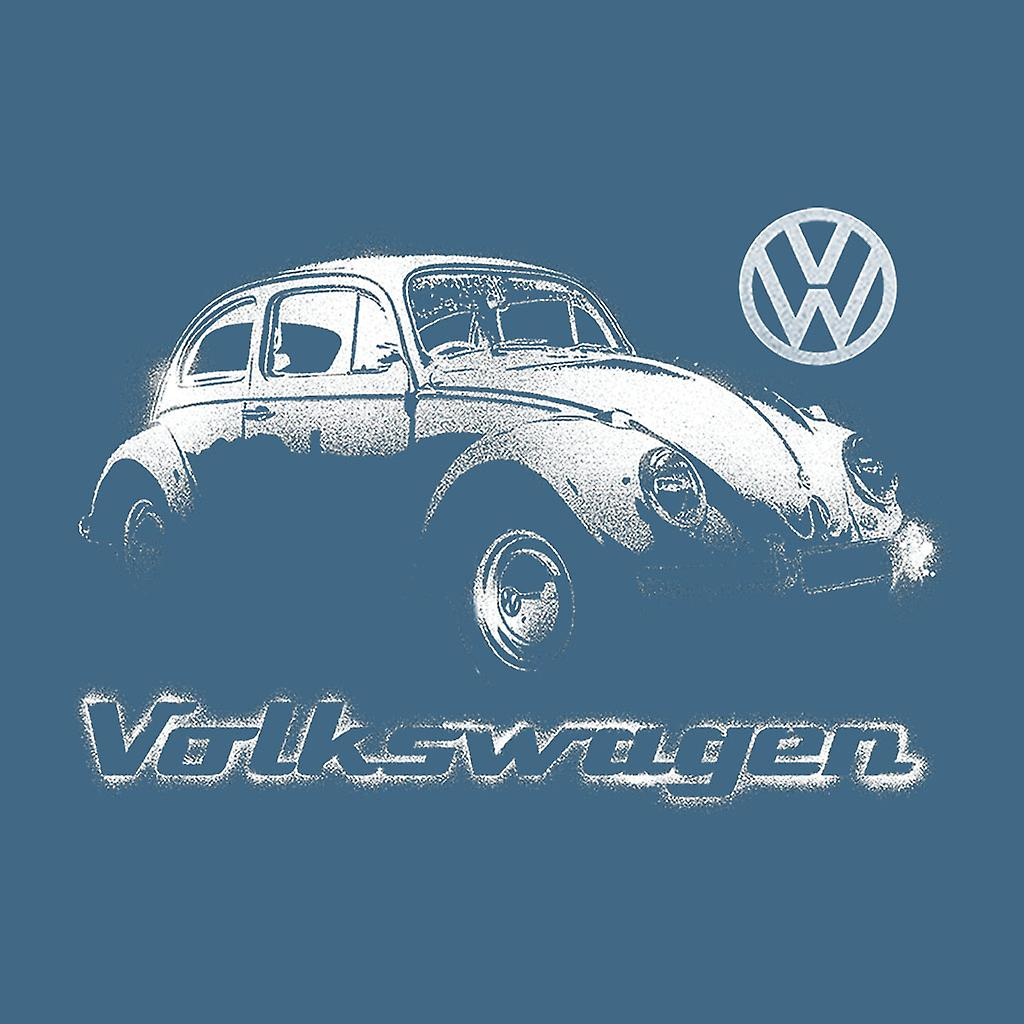 Volkswagen Beetle Spray Paint Women's T-Shirt