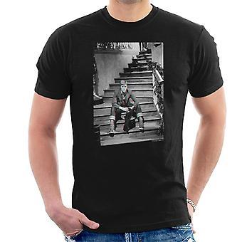 TV Times David Bowie Bing Crosby Show 1977 Men's T-Shirt