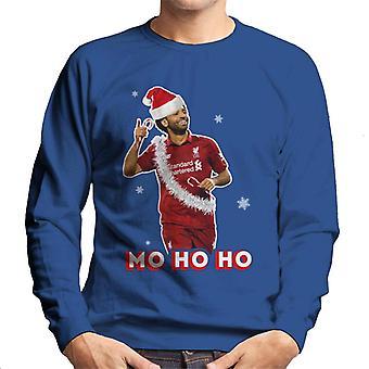 Mo HoHo Salah Football Christmas Men's Sweatshirt