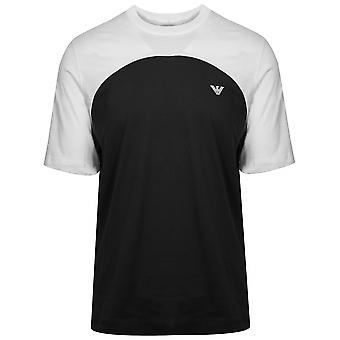 Emporio Armani Emporio Armani White & Black T-Shirt