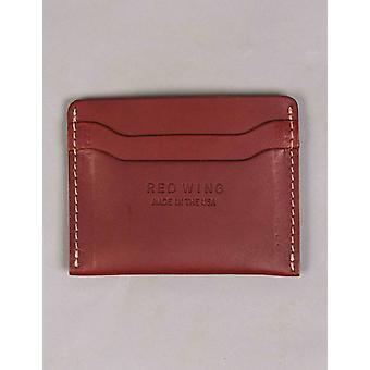 Red Wing 95011 Leather Card Holder - Oro Russet Frontier