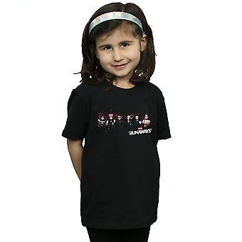 Marvel Girls Runaways Lineup T-Shirt