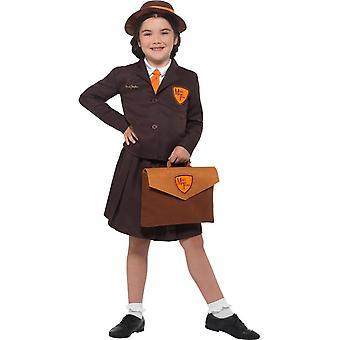 مالوري أبراج زي، وملابس تنكرية بليتون انيد، كبير السن 10-12
