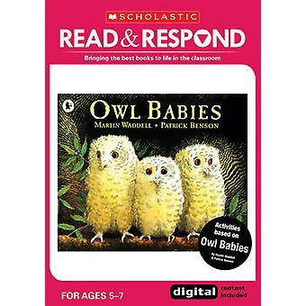 Owl Babies by Jean Evans - 9781407160528 Book