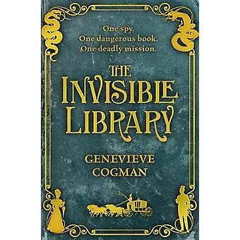 Die unsichtbare Bibliothek (Hauptmarkt Hrsg.) von Genevieve Cogman - 9781447