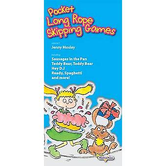 Pocket Long Rope Skipping Games by Jenny Mosley - Mark Cripps - 97819