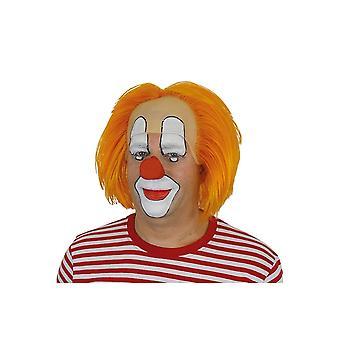 Wigs  Bassie clown wig Orange