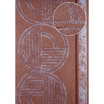 Non-woven wallpaper ATLAS HER-5139-5