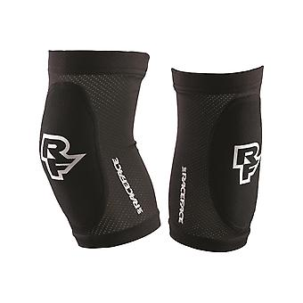 Race Face Black Charge Pair of MTB Elbow Pads
