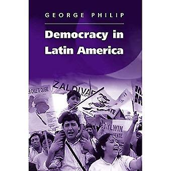La démocratie en Amérique latine: survivant de conflit et crise?