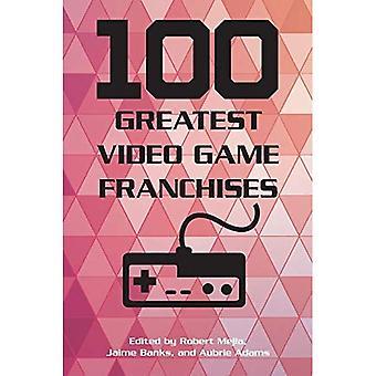 100 plus grandes Franchises de jeux vidéo