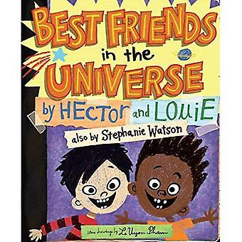Beste vrienden in het heelal