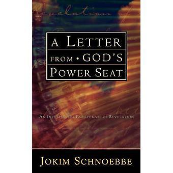 Ein Brief von Göttern macht Sitz durch Schnoebbe & Jokim