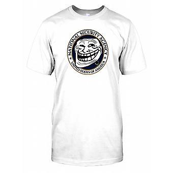 Troll von des NSA Bild Kinder T Shirts