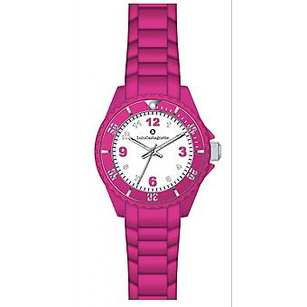Shows Lulu Castanet 38871 watches - watch Silicone Pink girl