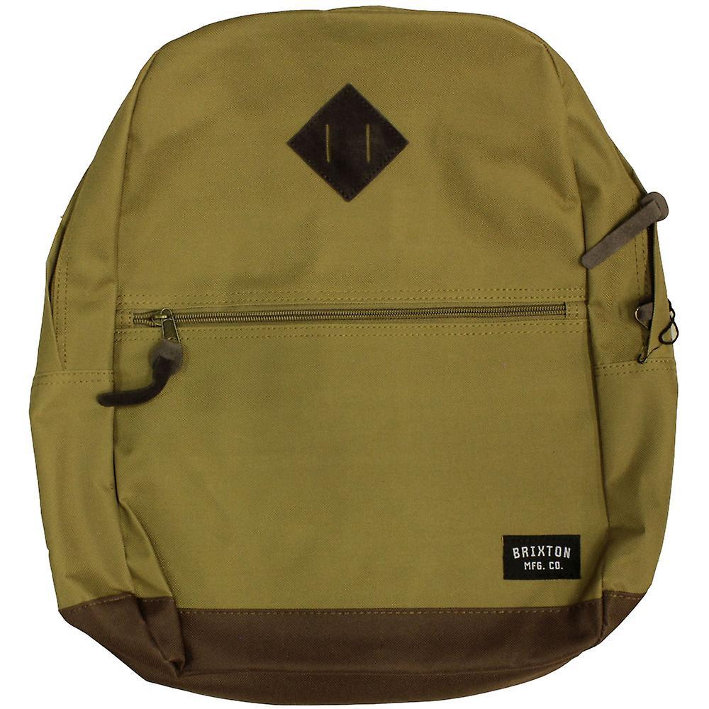 Brixton Carson Backpack Khaki