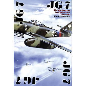 Jagdgeschwader 7 by Manfred Boehme - 9780887403958 Book