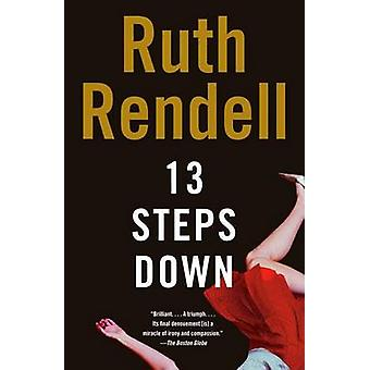 13 Steps Down by Ruth Rendell - 9781400095902 Book