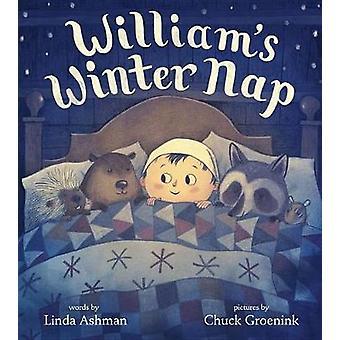 William's Winter Nap by Linda Ashman - 9781484722824 Book