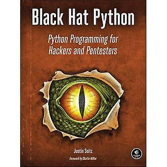 Black Hat Python - Python Programming for Hackers and Pentesters by Ju