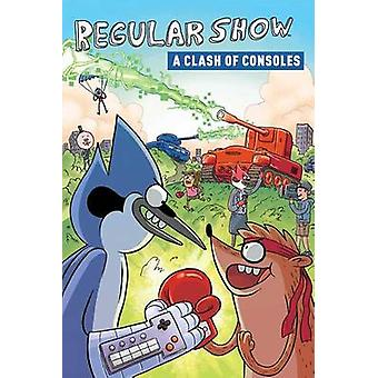 Regular Show Original Graphic Novel Vol. 3 - A Clash of Consoles by Ra