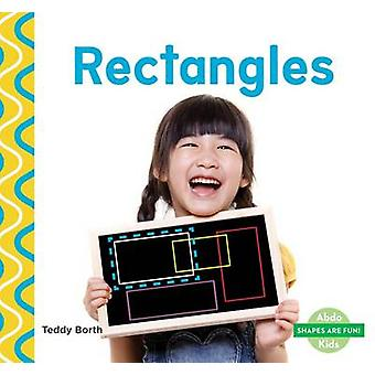 Rectangles by Teddy Borth - 9781680801453 Book