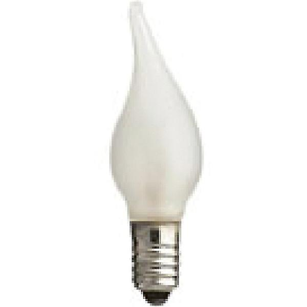 Konstsmide 2691-230 Spare Bulb E10 Frost 12V 3W x 3